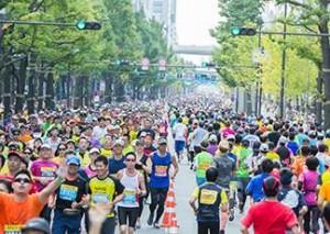 【時給1000円・単発・週払い】大阪マラソン&他イベントスタッフ大募集!